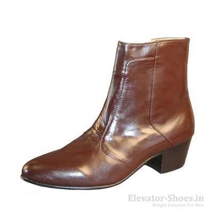 Leather Boots - Stylish Boots
