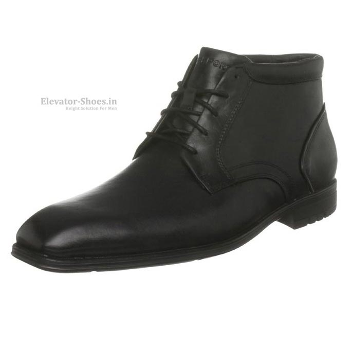 Tall Boots Genuine Leather