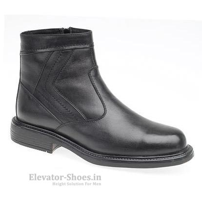 Leather Boots For Royal People