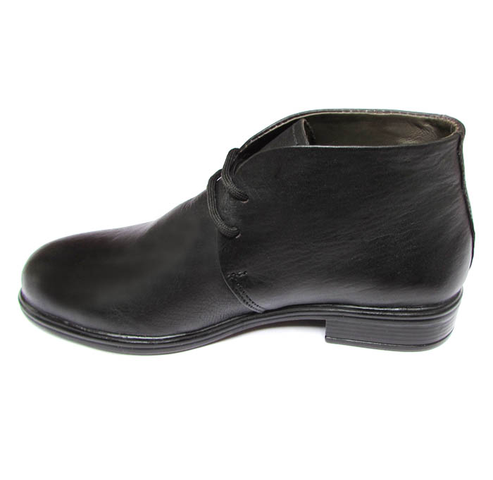 Elevator Shoes For Increase Height Black Color